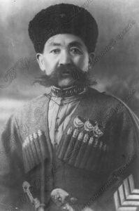 Генерал-полковник О.И.Городовиков. 1932 г.
