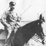 О.И.Городовиков инспектор кавалерии РККА. г.Москва, 1936 г.