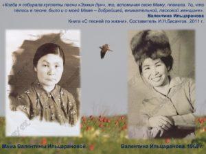 4. К 80-летию Валентины Ильцарановой
