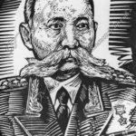 Герой Советского Союза, генерал-полковник О.И.Городовиков