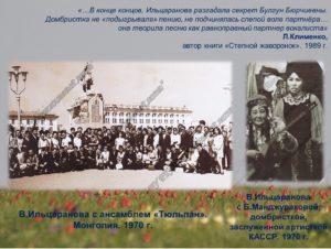 6. К 80-летию Валентины Ильцарановой
